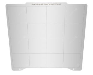 FYSETC steel sheet plain