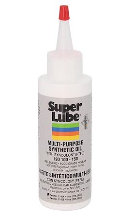 Super Lube with PTFE
